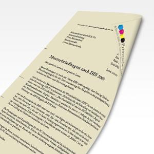 Briefpapier-DIN-5008