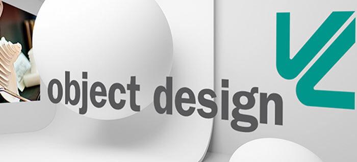 objekt design auf der Viscom
