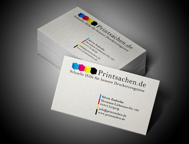 Visitenkarten Drucken Preisvergleich Printsachen De