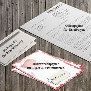 Papierarten Papiersorten Printsachen De