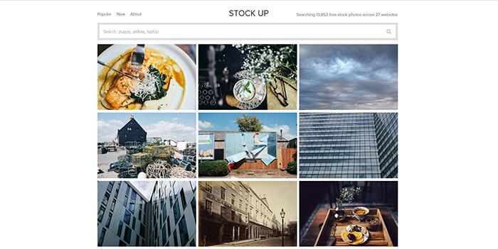 Lizenzfreie Bilder mit CC0 bei Stock up