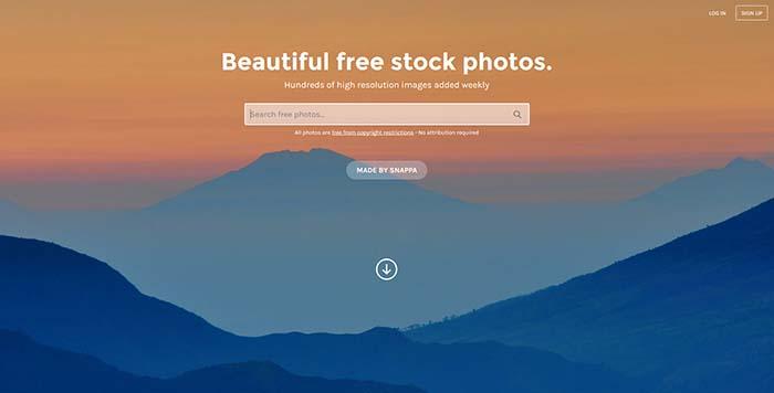 Lizenzfreie Bilder mit CC0 bei StockSnap