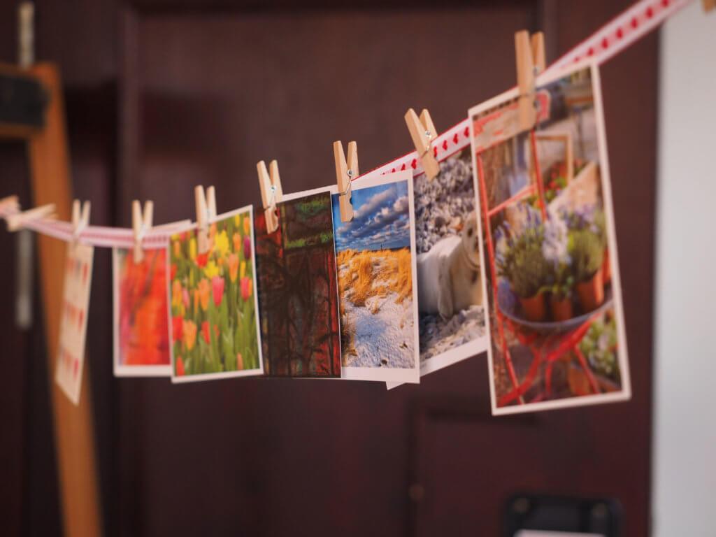 Postkarten erstellen und drucken lassen