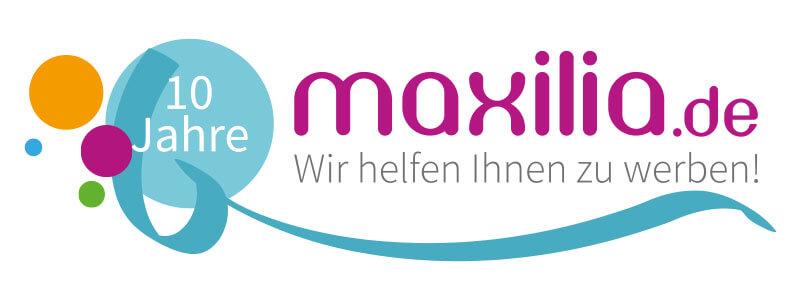 Schlüsselbänder bedrucken Logo maxilia