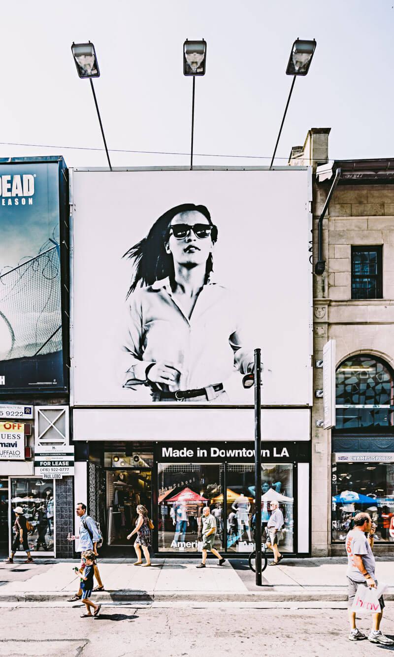 Werbeplakate-Shop