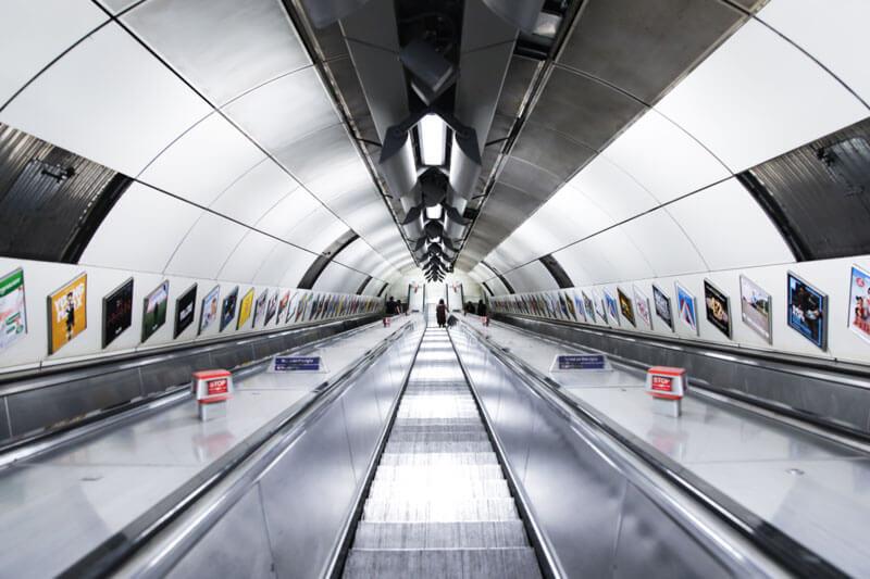 Werbeplakate-subway