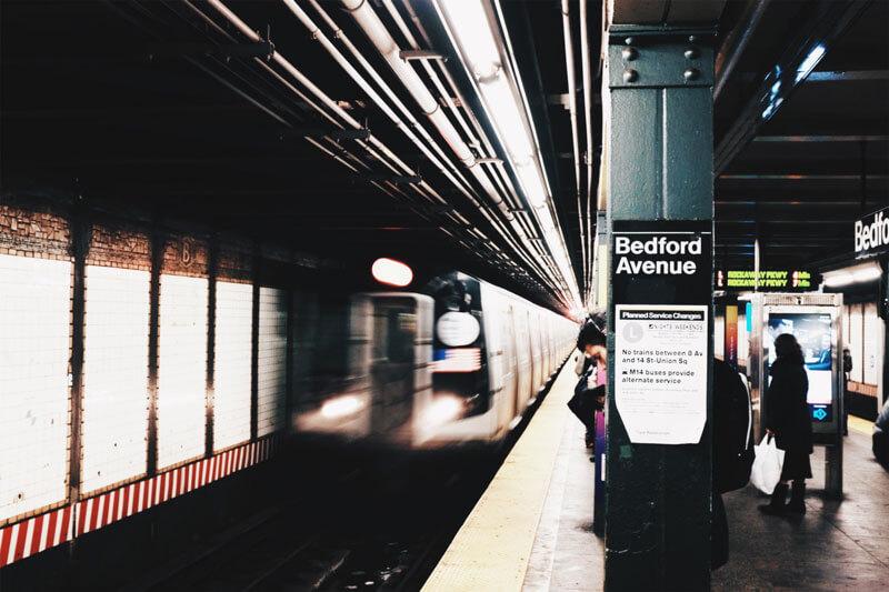 Werbeplakate subway 3