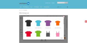 shirtfabrik24 T-Shirt Druck Produktwahl