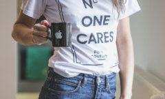 Bedruckte T-Shirt selbst machen