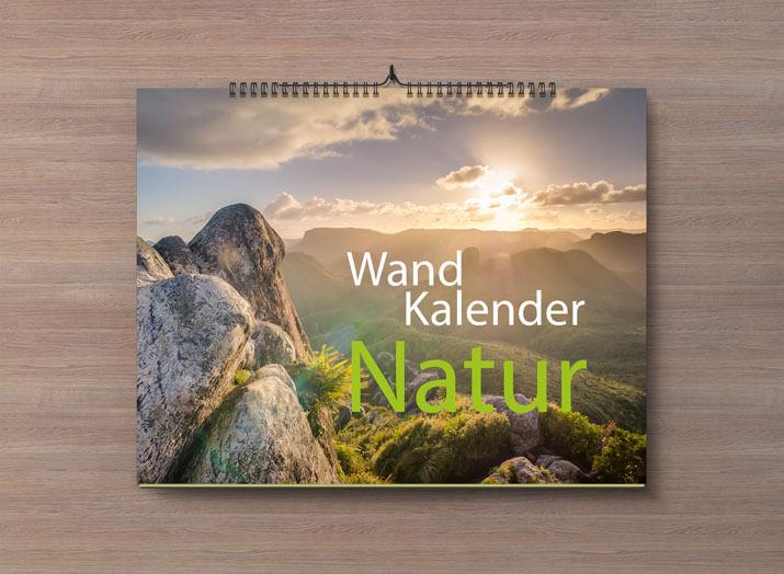 Kalendar Landscape Natur