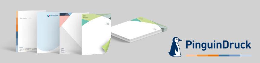 PinguinDruck Briefpapier