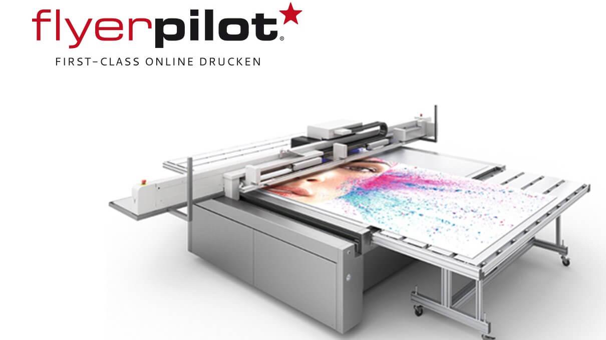 Nachhaltige Printsachen drucken