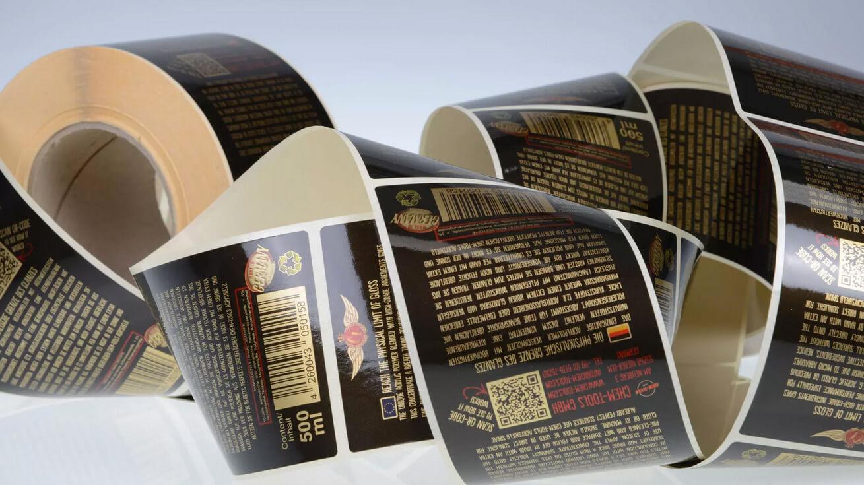 Nachhaltige Etiketten drucken lassen - alles Vegan!